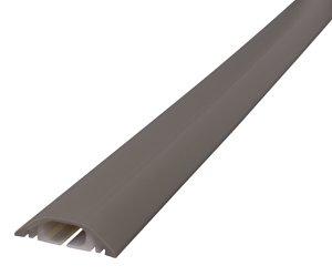 ジェフコム SFM-E1610XDGY エコソフトモール(防汚タイプ) ダークグレー 幅40mm 長さ1.2m
