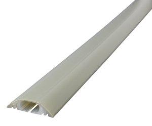 ジェフコム SFM-E1610XGY エコソフトモール(防汚タイプ) グレー 幅40mm 長さ1.2m