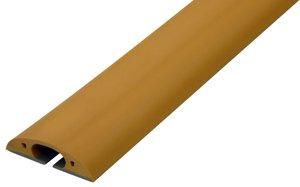 ジェフコム SFM-1610XBN くるくるソフトモール ブラウン 幅40mm 1m