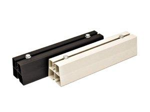ジェフコム AL-NRB-400-BK ライトロックベース ブラック