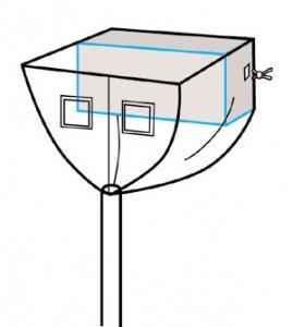 ジェフコム AL-HCS-3 家庭用エアコン洗浄用シート サイズ930×400mm