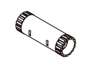 ジェフコム PDW-C10 アクアライト 水中結線具 水中蛍光ライト用別売延長ケーブルセット