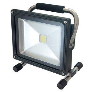 ジェフコム PDSB-04030SC LED投光器(充電タイプ) 30W型 光束2520lm