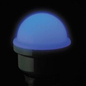 ジェフコム P18SW-E2601-B LEDサイン球(散光タイプ) ブルー
