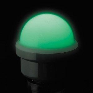 ジェフコム P18SW-E2601-G LEDサイン球(散光タイプ) グリーン