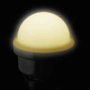 ジェフコム P18SW-E2601-L LEDサイン球(散光タイプ) ウォームホワイト