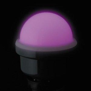ジェフコム P18SW-E2601-P LEDサイン球(散光タイプ) ピンク