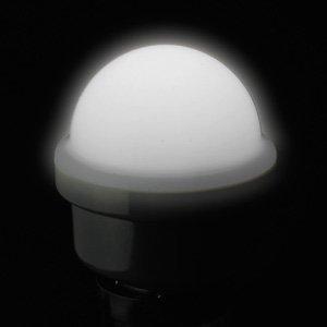 ジェフコム P18SW-E2601-W LEDサイン球(散光タイプ) ホワイト
