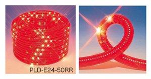 ジェフコム PLD-E24-50RR LEDピカライン(ローボルト24V) ロッド長50m