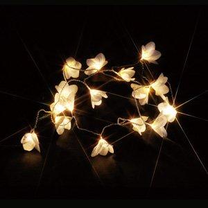 ジェフコム STM-J05 LEDフラワー プルメリア・白