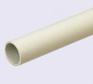 未来工業 VE-22J4 硬質ビニル電線管(J管) VE管 近似内径22mm 長さ4m ベージュ(10本)