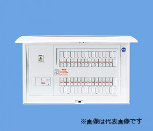 パナソニック BQR86124 住宅分電盤 コスモパネル 標準タイプ リミッタースペース無 12+4 60A