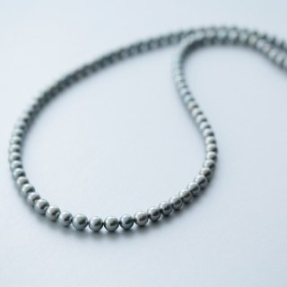Tahitian Long necklace 黒蝶真珠ロングネックレス