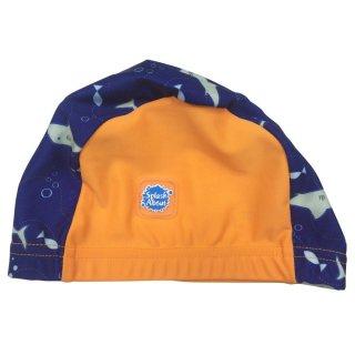 スイムキャップ / Shark Orange