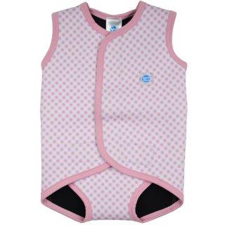 ベビーラップ / Pink Gingham