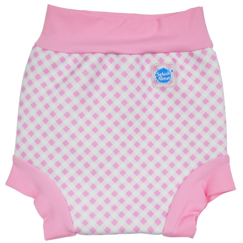 ハッピーナッピー / Pink Gingham (New Style)