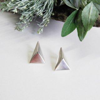 Pyramid Earring