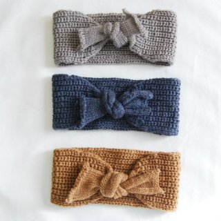 <img class='new_mark_img1' src='//img.shop-pro.jp/img/new/icons23.gif' style='border:none;display:inline;margin:0px;padding:0px;width:auto;' />Knit Ribon Hairband