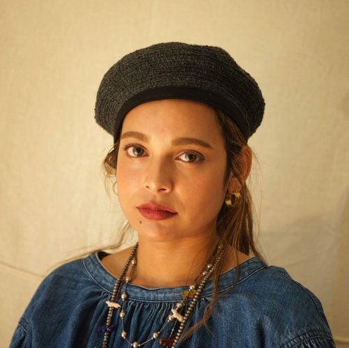 <img class='new_mark_img1' src='https://img.shop-pro.jp/img/new/icons23.gif' style='border:none;display:inline;margin:0px;padding:0px;width:auto;' />Wool Marine beret