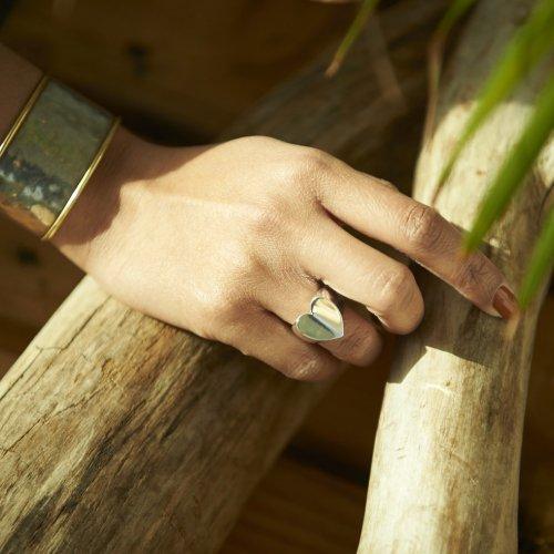 【受注】Silver Heart Ring