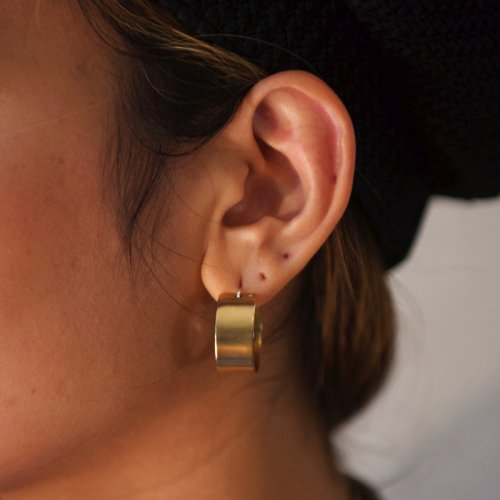 Crecent Earring