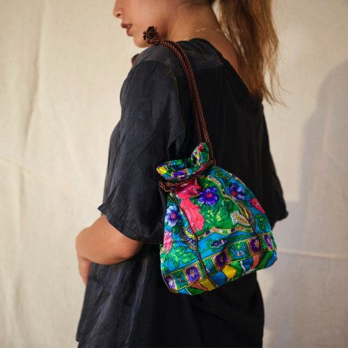 Remake Scarf Mini Bag 15