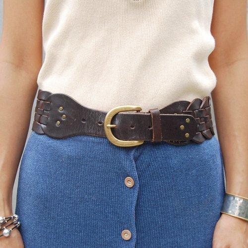 Vintage Lether Belt_6