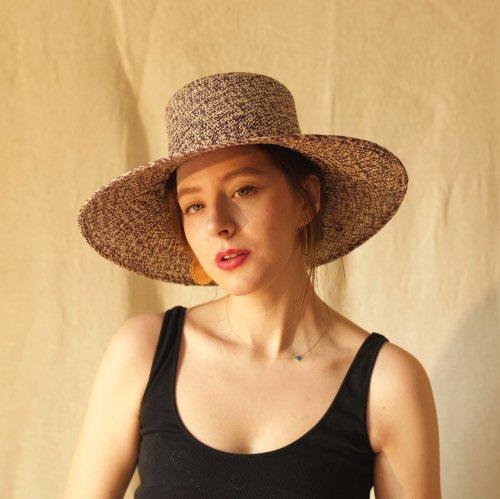 Panama Flat Hat