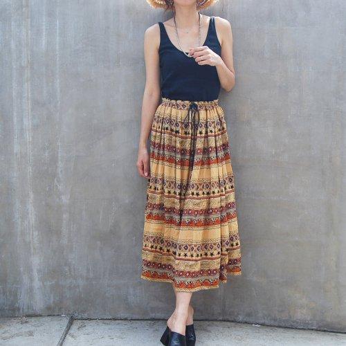 Rayon India skirt