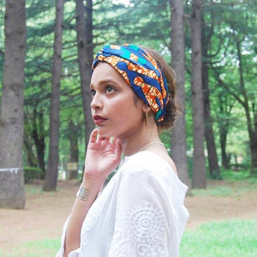 Kanga Hairband 1