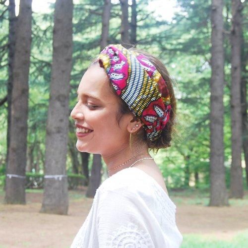 Kanga Hairband 2