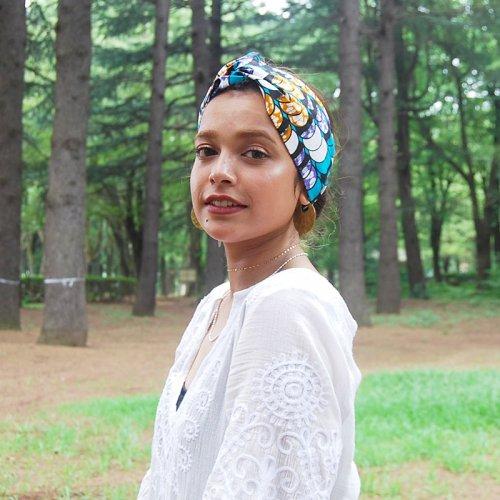 Kanga Hairband 4