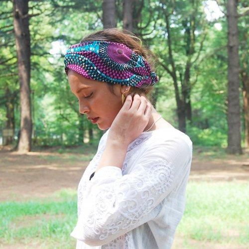 Kanga Hairband 5