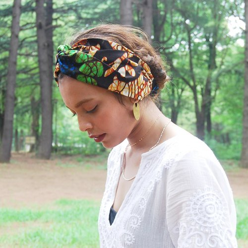 Kanga Hairband 11