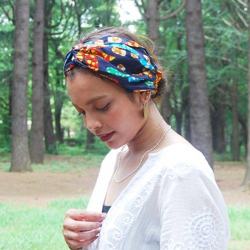 Kanga Hairband 14