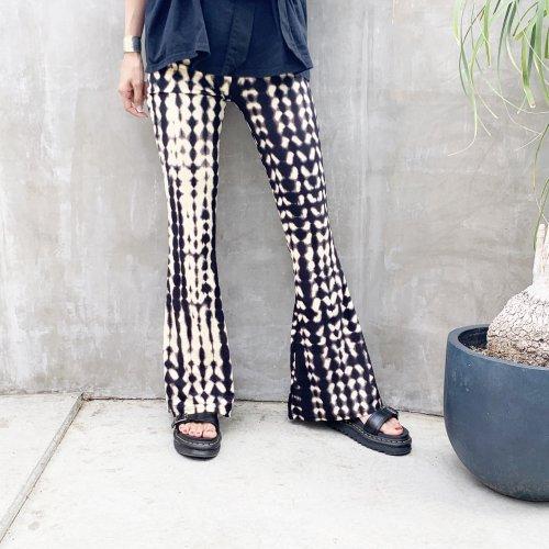 Bohemian Flare Pants F