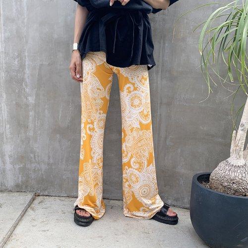 Bohemian Wide Pants B