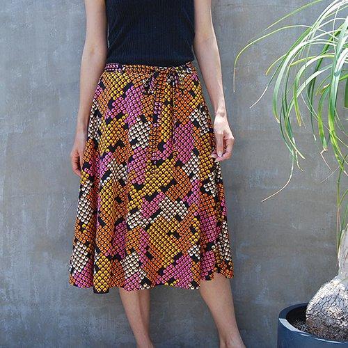 70's Retro Skirt