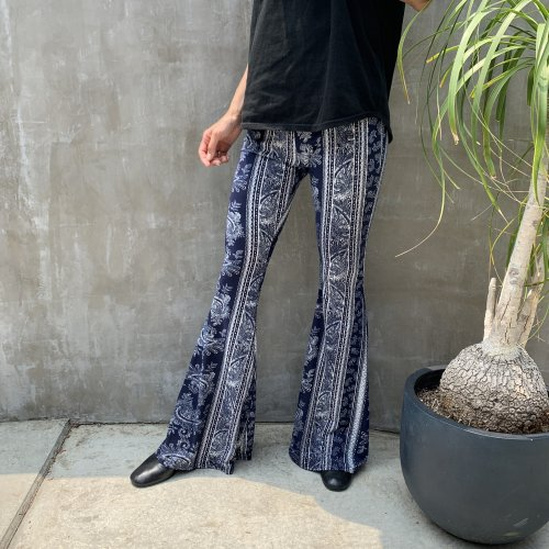Bohemian Flare Pants G