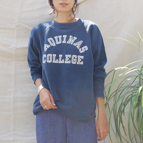 Champion Navy AQUINAS COLLEGE Sweat