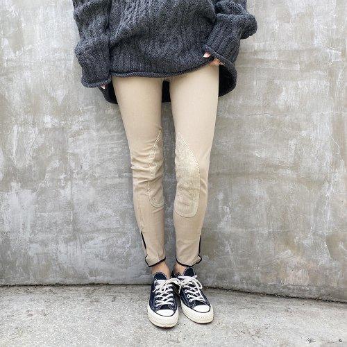 Vintage Jockey Pants (Beige)