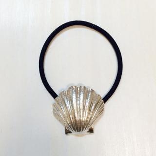 Silver Shell Concho