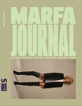 Marfa Journal #5 (cover 2)