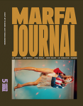 Marfa Journal #5 (cover 3)