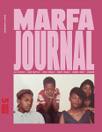 Marfa Journal #5 (cover 5)
