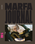 Marfa Journal #5 (cover 6)