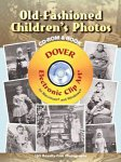 Old-Fashioned Children's Photos. CD-ROM and Book(特価品)