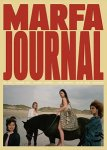 Marfa Journal #6 (cover 11/Beach Babes and a horse by Alexandra Gordienko)