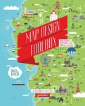 The Map Design Toolbox Time-Saving Templates for Graphic Design(DVD-ROM付)(特価品)