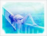 荒木経惟/ Nobuyoshi Araki: Period / Last Summer. Arakinema  青ノ時代 /  去年ノ夏. アラキネマ(Japan edition)